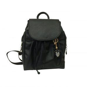 luxusny-kozeny-ruksak-z-pravej-hovadzej-koze-c-8665-v-ciernej-farbe-s-priveskom-sovicky-vo-farbach
