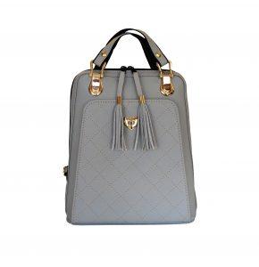 Krásny, exkluzívny kožený ruksak z pravej hovädzej kože (2)