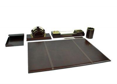 Výroba a predaj kožených kancelárskych setov
