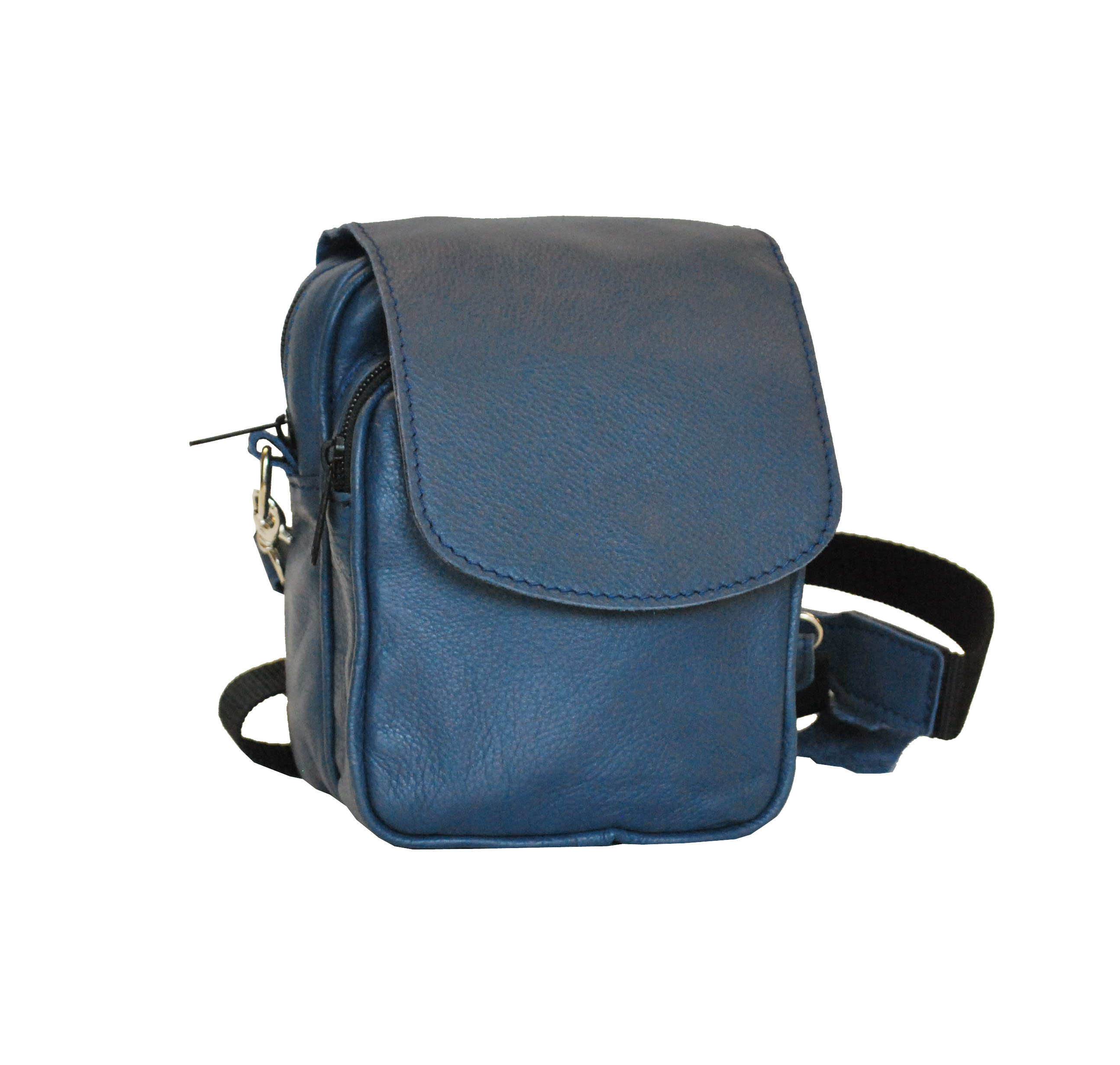 Atraktívna tkaná kožená kabelka č. 8638 v hnedej farbe e312e3e74c3