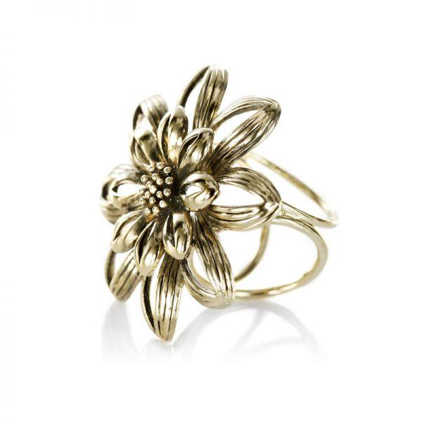 Kvetinový-prstenec-ozdoba-na-šatky