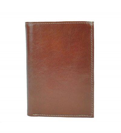 Kožené dokladovky a púzdra sú nevyhnutné pre ľudí, ktorý radšej ako hotovosť nosia karty, vizitky alebo jednoducho nechcú nosiť svoje osobné doklady so sebou v peňaženke (2)