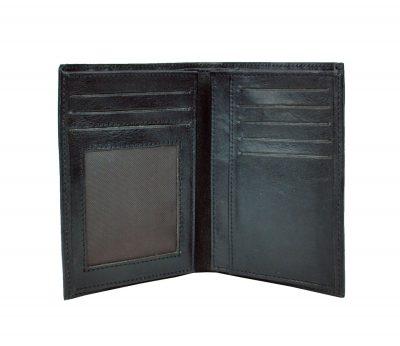 Luxusná kožená dokladovka vyrobená z pravej prírodnej kože dovážanej z Talianska