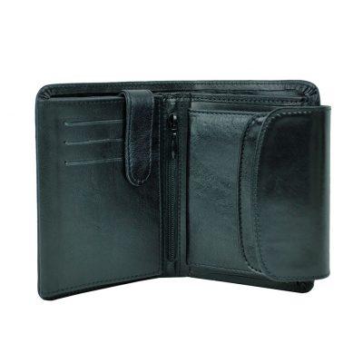 Luxusná kožená peňaženka z pravej kože