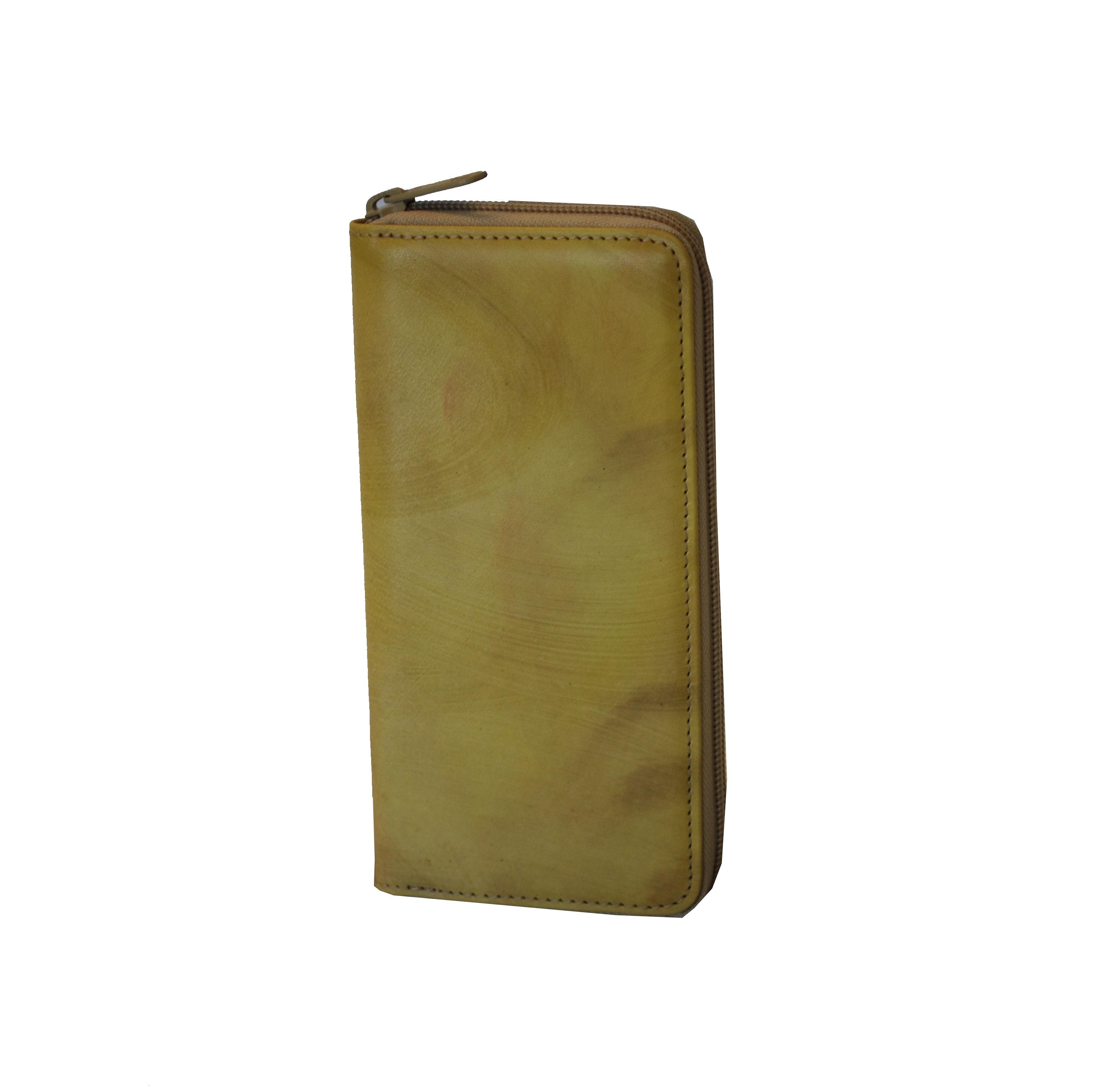 Ručne tamponovaná kožená peňaženka ... f31bf0c852f