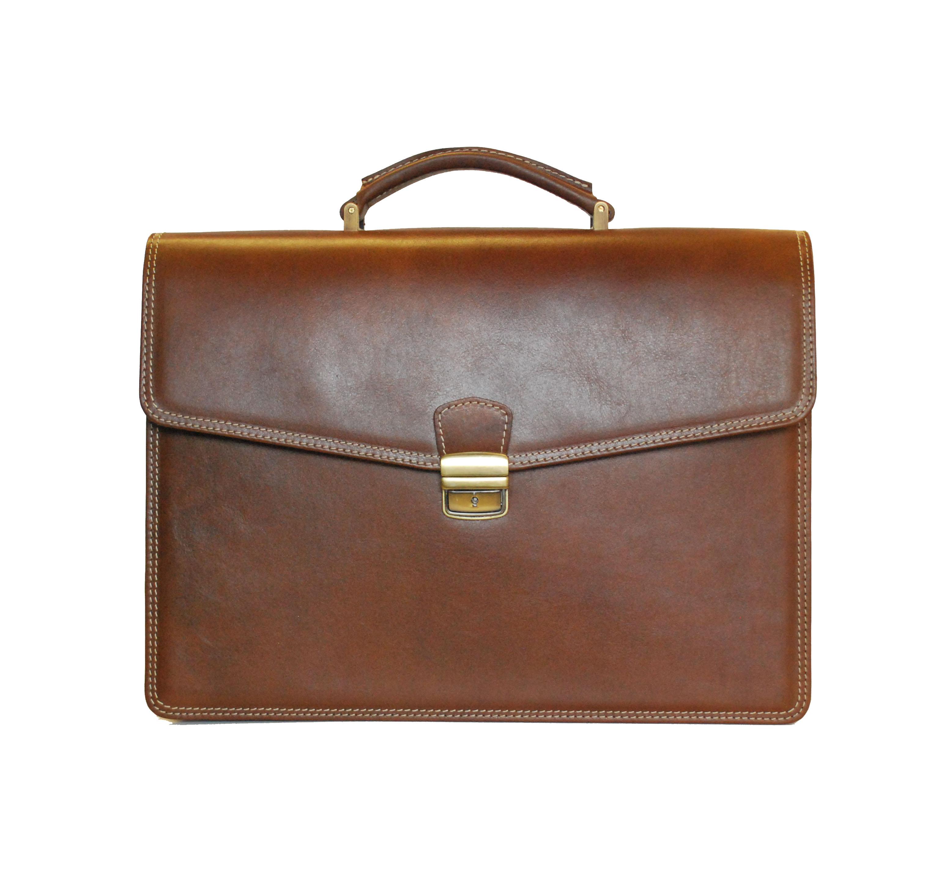 b87e20f1c Luxusná kožená aktovka z kvalitnej a odolnej talianskej kože