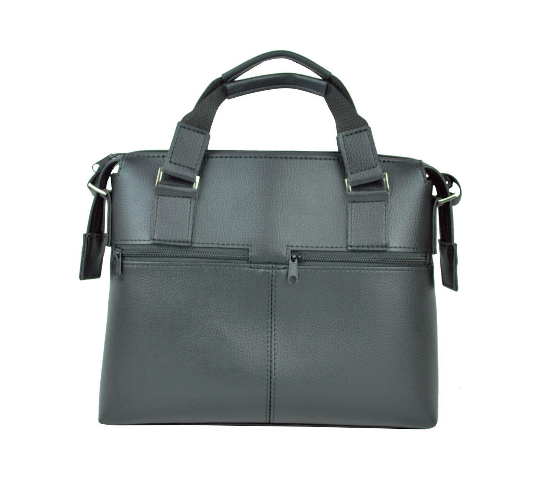 58beb3b5a9 Praktická bussines taška na notebook 8676 v čiernej farbe