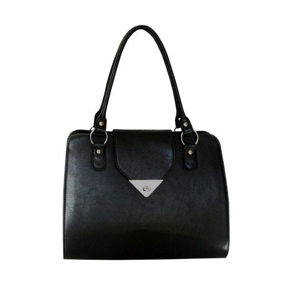 Dámska luxusná kožená kabelka. V súčasnosti letia výrazné farby, a preto neváhajte siahnuť po odvážnych odtieňoch, ktoré budú štýlovo kontrastovať s Vašim outfitom.