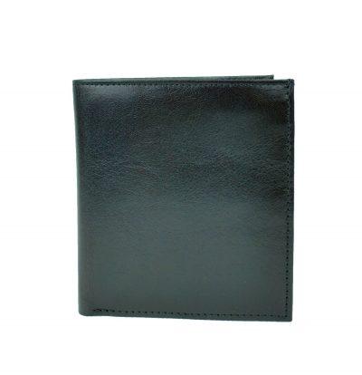 Kožená peňaženka s bohatou výbavou vyrobená z prírodnej kože. Ideálna veľkosť do vrecka a značková kvalita pre náročných. Overená kvalitapravej kože. (1)