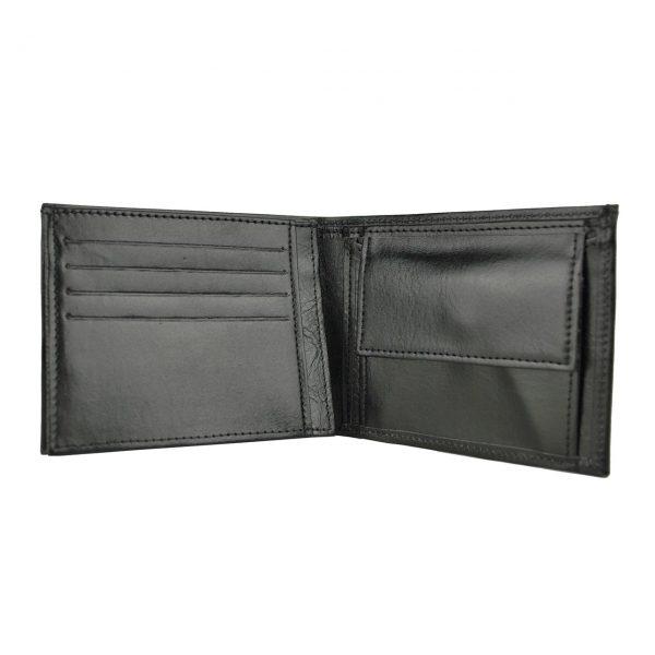 Elegantná peňaženka z pravej kože.Peňaženka savyznačujevysokou kvalitou použitých materiálov